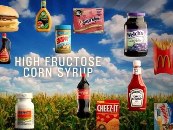 high fructose corn syrup -- some foods and drinks rich in high-fructose corn syrup may contain detectable levels of mercury, a new report shows the report, published on the web site of the minneapolis-based .