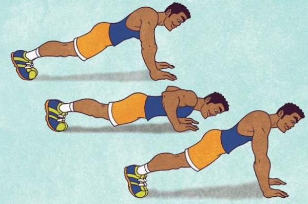 negative-pushup-workout